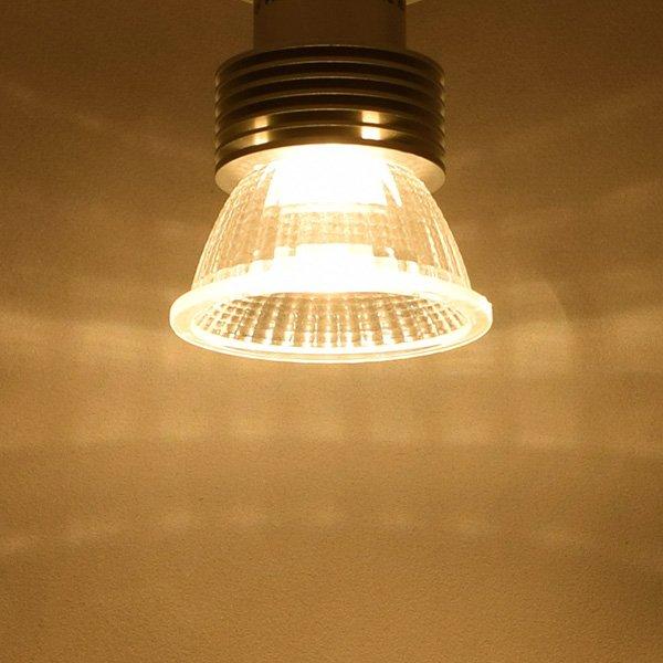 画像4: LED電球 E11 5W 調光器対応 JDRφ50タイプ 高演色Ra95 2400K 濃い電球色 ハロゲンランプ40W-50W相当 2年保証