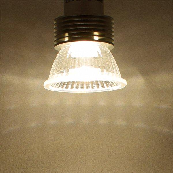 画像4: LED電球 E11 5W JDRφ50タイプ 新型 高演色Ra95 3000K 電球色 ハロゲンランプ40W-50W相当 2年保証