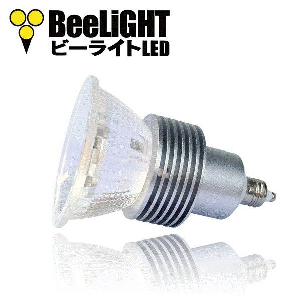 画像3: LED電球 E11 5W 調光器対応 JDRφ50タイプ 高演色Ra95 2400K 濃い電球色 ハロゲンランプ40W-50W相当 2年保証