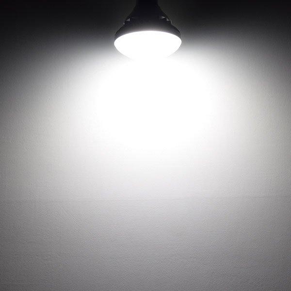画像5: LED電球 15W 口金E26 防塵 防水 仕様 IP65 高演色Ra92 フリッカーフリー ビーム電球160W相当 昼白色5000K 広角120° 2年保証