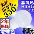 画像3: LED電球 E17 非調光 5W 電球色 高演色Ra95 ミニクリプトン球40W交換品 2年保証 (3)