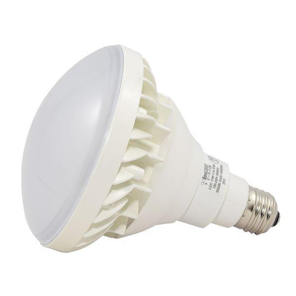 画像2: LED電球 15W 口金E26 防塵 防水 仕様 IP65 高演色Ra92 フリッカーフリー ビーム電球160W相当 電球色3000K 広角120° 2年保証