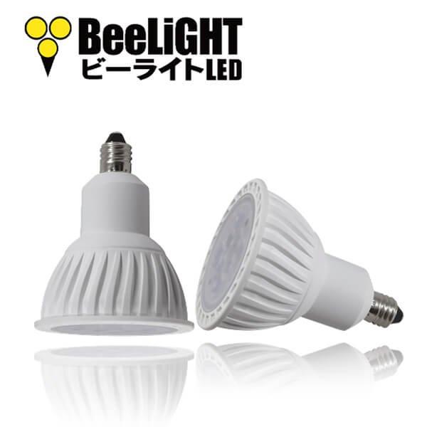 画像3: LED電球 E11 非調光 7W JDRφ50タイプ 高演色Ra96 中角25° 電球色3000K ハロゲンランプ60W相当 + LCX100E111WH(旧:Y07LCX100X02WH)器具セット 2年保証