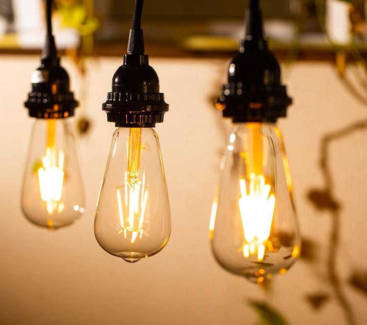 BeeLIGHTのLED電球「BD-0426ST64」の商品画像
