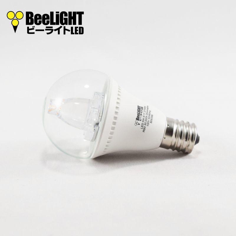 BeeLIGHTのLED電球「BD-0517MC」の商品画像。
