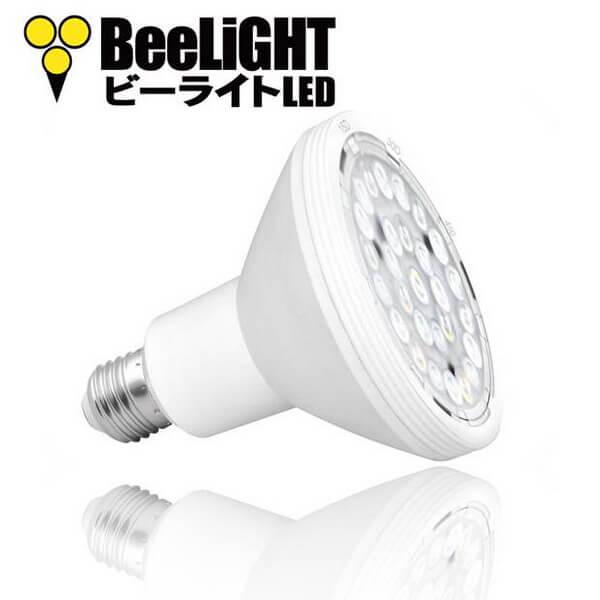 BeeLIGHTのLED電球「BH-1226RC-WH-TW-15-60」の商品画像。