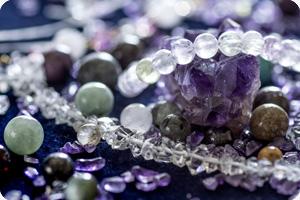宝石類の写真素材。